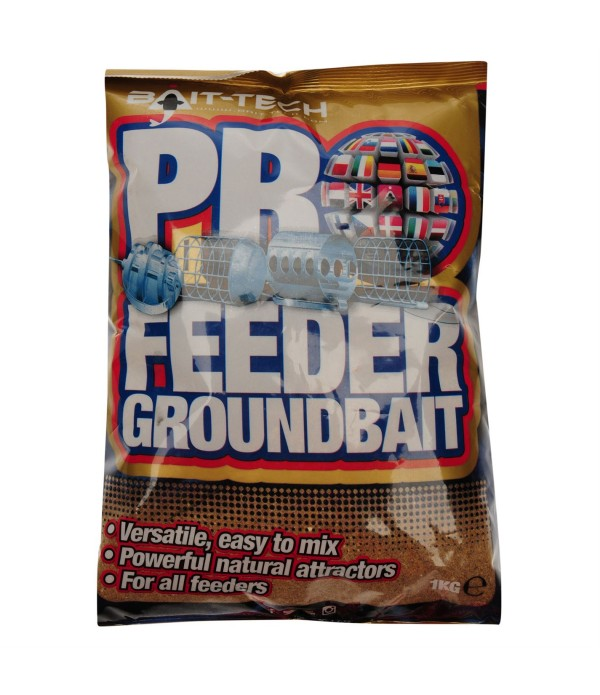 BAIT TECH PRO FEEDER GROUNDBAIT 1KG