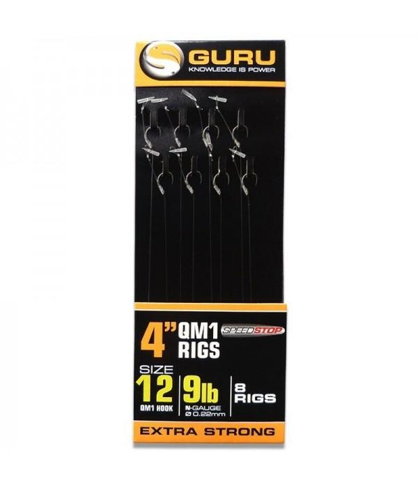 GURU NAVEZE QM1 READY RIGS WITH SPEEDSTOPS