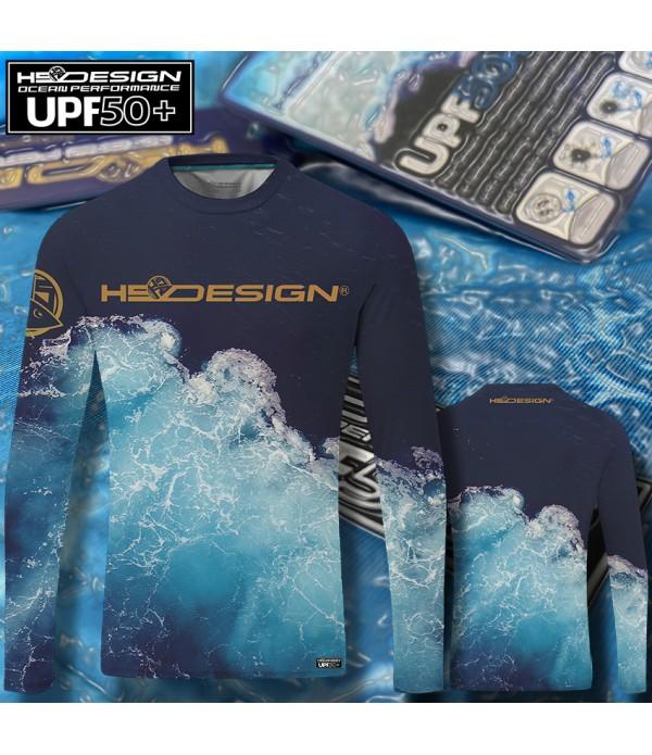HSD OCEAN PERFORMANCE UPF50+ SHIRT