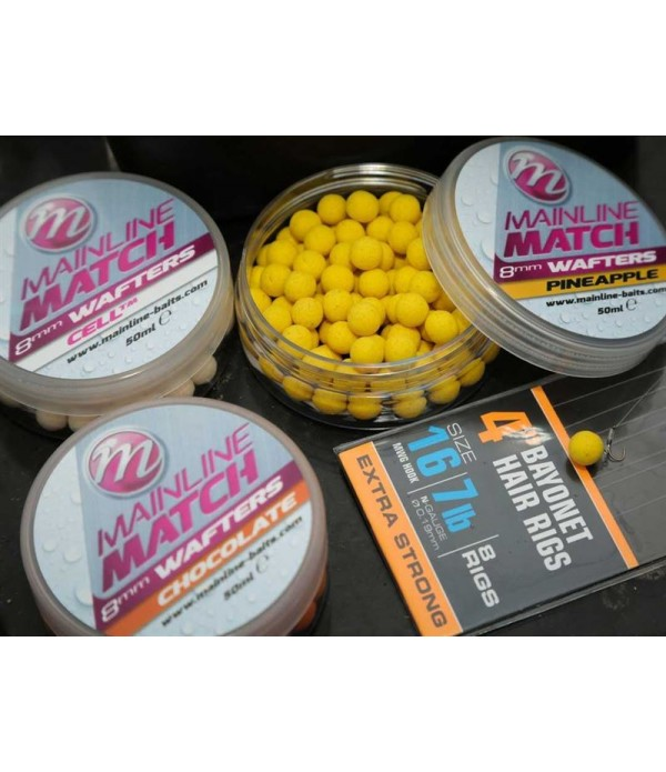 MAINLINE VABA MATCH WAFTERS 8MM / 50GR