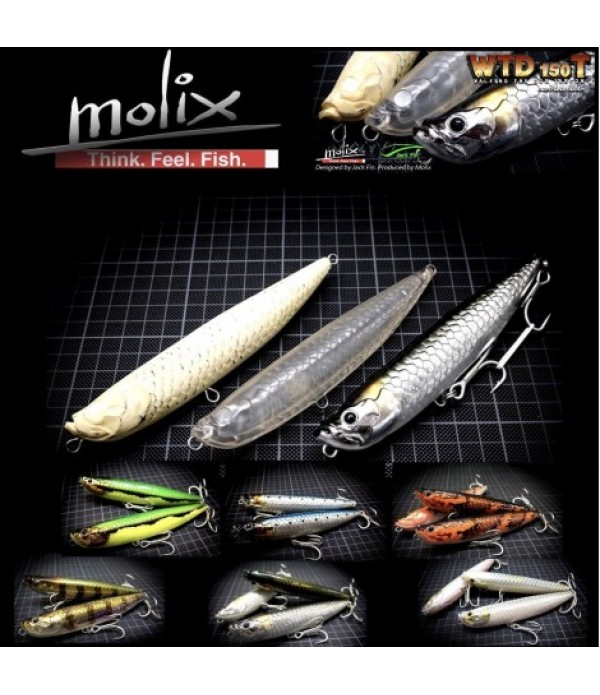 MOLIX VABA WALKING THE DOG TARPON WTD 150 T