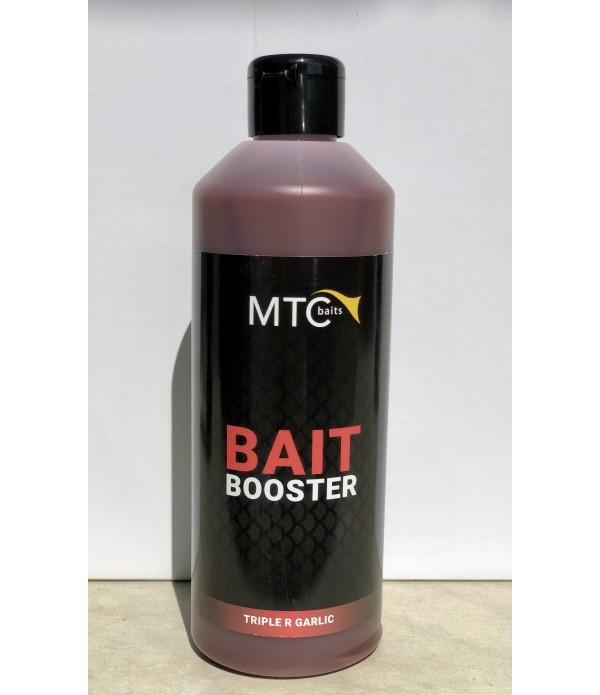 MTC BAITS BAIT BOOSTER TRIPLE R GARLIC 500ML