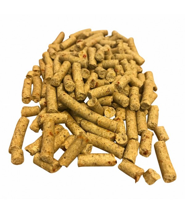 MTC BAITS PELETI FISH N GARLIC 5KG 6MM