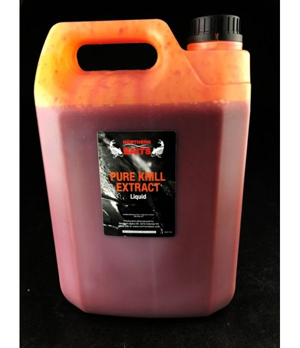NORTHERN BAITS PRELIV PURE KRILL EXTRACT 5L