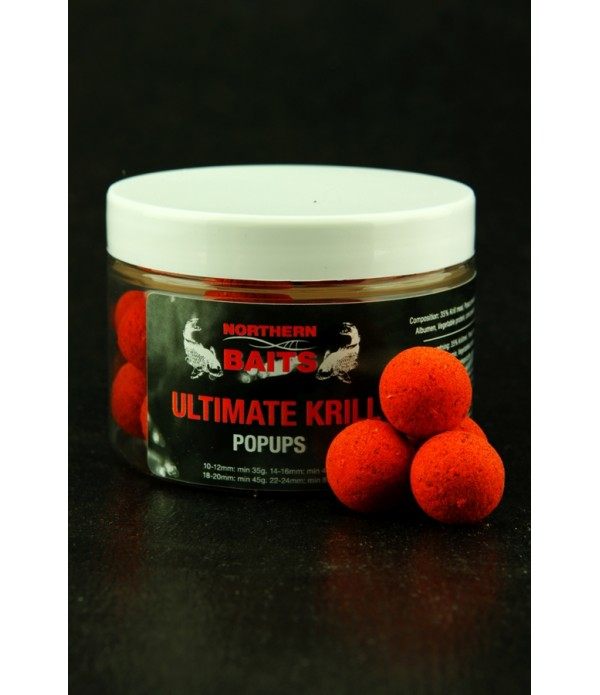 NORTHERN BAITS ULTIMATE KRILL - PERFECT POPUPS