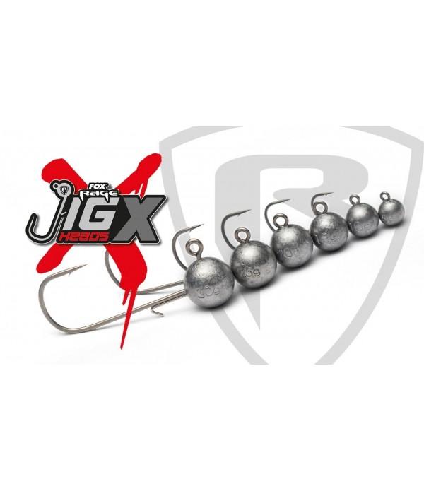 FOX RAGE TRNEK JIG X 3,5GR ŠT. 1