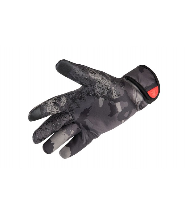 RAGE SPINNING THERMAL CAMO GLOVES