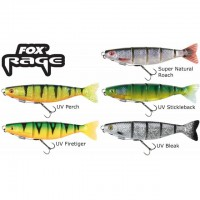 RAGE LOADED JOINTED PRO SHADS 14CM 31GR