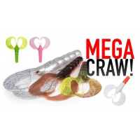 RAGE MEGA CRAW UV 16CM RED HEAD