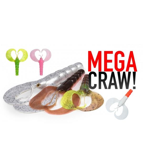 RAGE MEGA CRAW UV 16CM RED HEAD