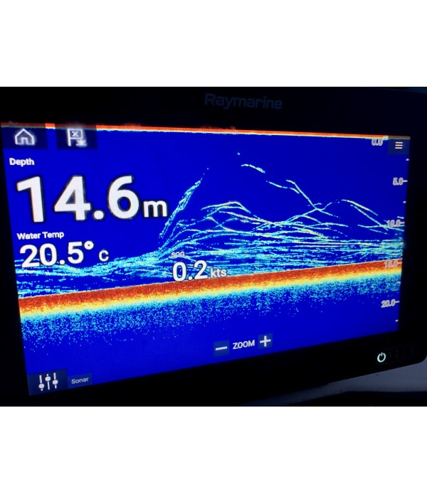 RAYMARINE SONAR AXIOM 7 RV