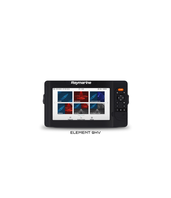 RAYMARINE SONAR ELEMENT 9 HV