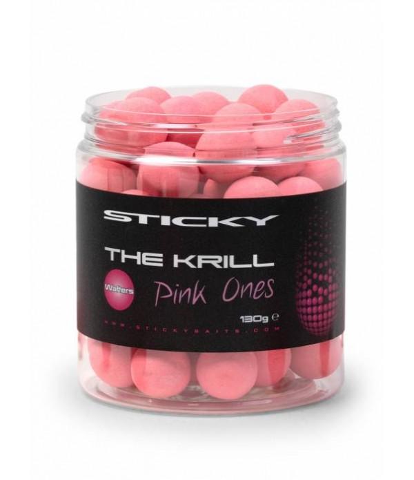 STICKY BAITS KRILL PINK ONES POP UPS 100GR