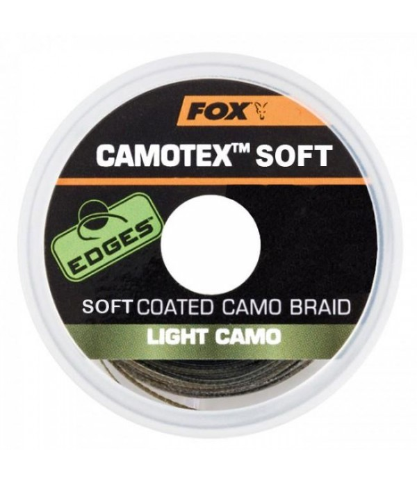 FOX EDGES PREDVRVICA CAMOTEX CAMO SOFT BRAID