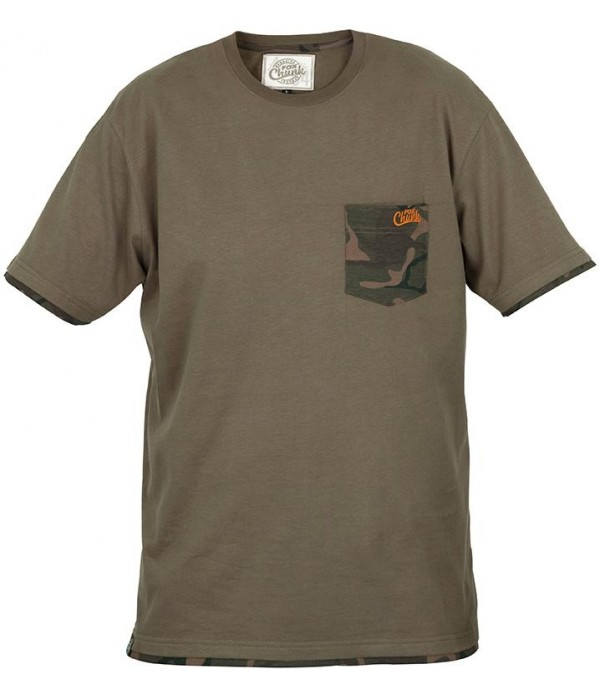Majica Fox Chunk T-shirt Camo Pocket