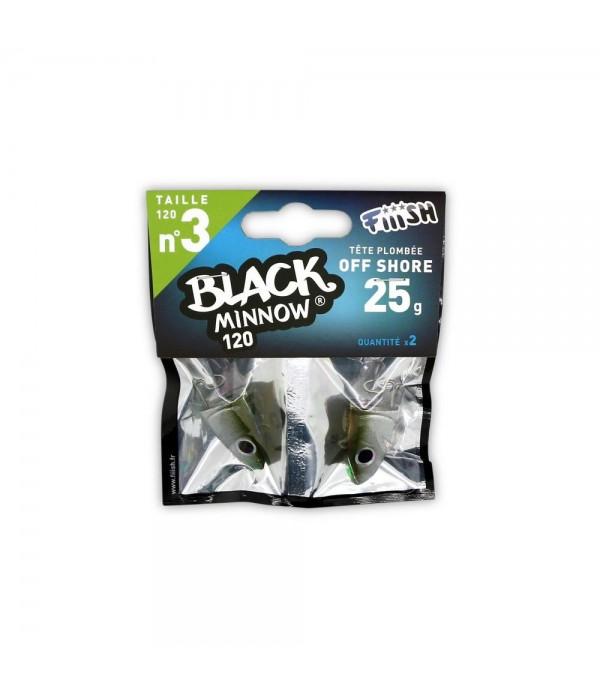 FIIISH BLACK MINNOW JIG GLAVE 90 5GR