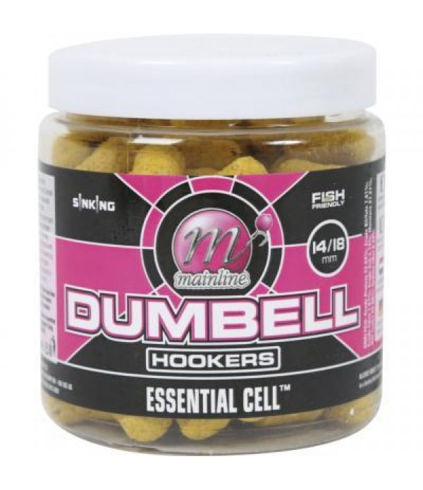 Mainline Dumbell Hookers Essential Cell 14/18mm