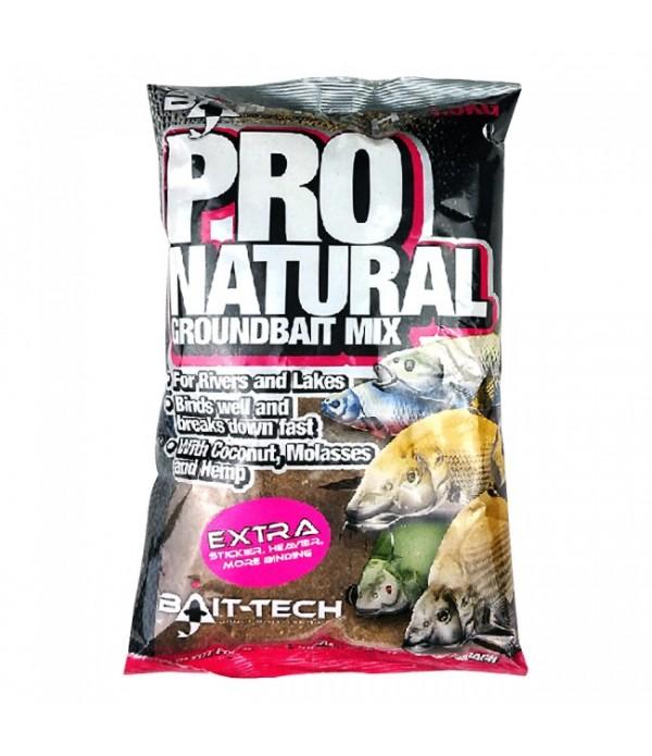 BAIT TECH PRO NATURAL EXTRA 1,5KG