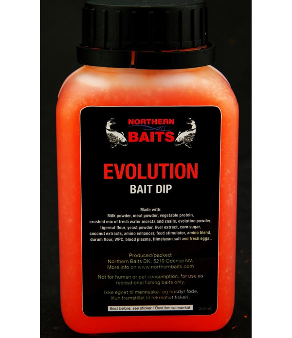 NORTHERN BAITS EVOLUTION DIP 250ML