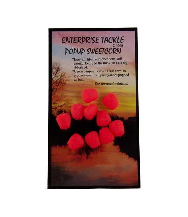 Pop up Sweetcorn Fluoro Red