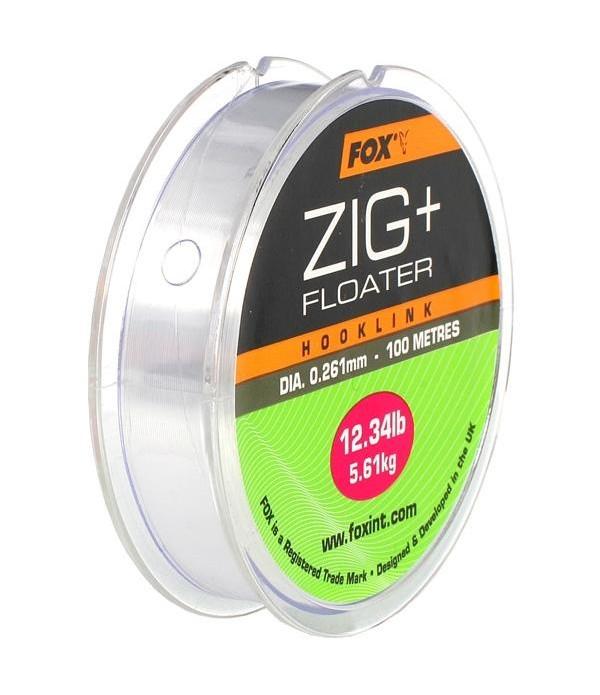 Zig Floater Hooklink 100m