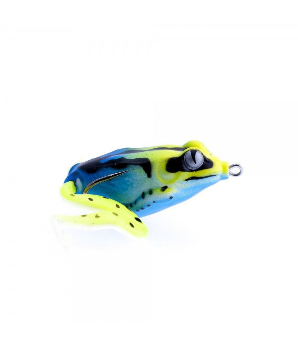 Weedless Realistic Frog Anfibio 65